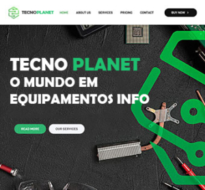 Site Onepage – Modelo 2